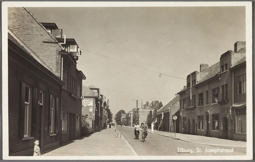 st. josephstraat 63 foto uit 1940